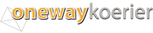 One Way Koerier Logo